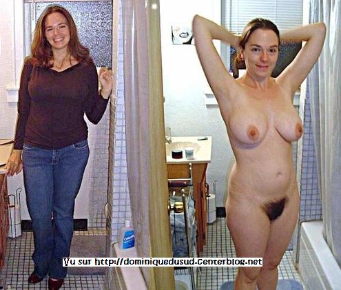 Femme Avant Apres Nue dans la série e2  (08/10/2011) (j:353) - avant apres femme nue