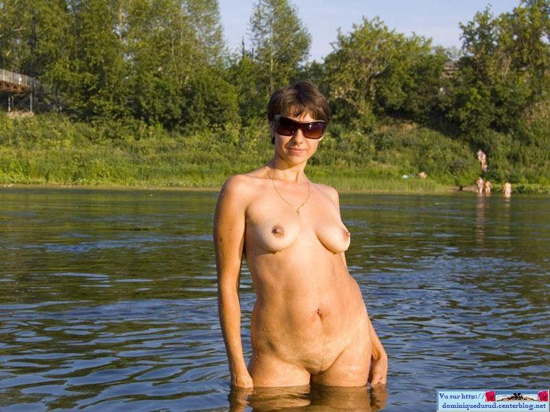 это частное жена на реке парочка