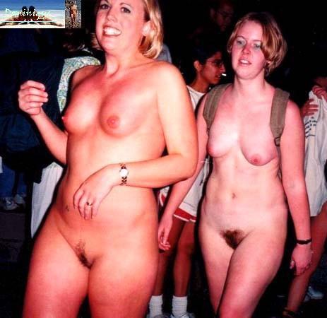 mile Michigan naked